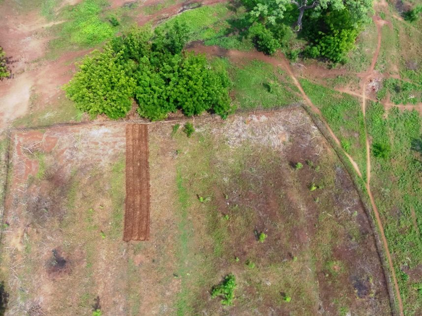 Micro Aerial Projects using small uavs to monitor land degradation