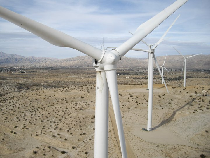 uav wind turbine inspection