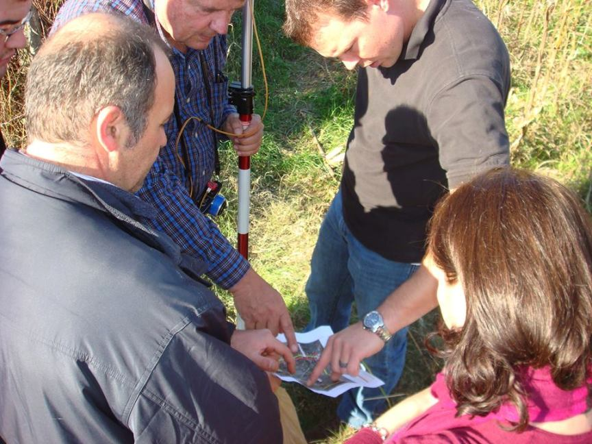 using a small uav for surveying and mapping