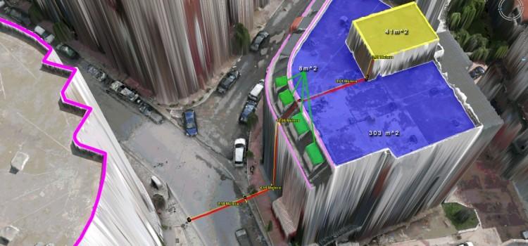 Virtual Surveyor Tools