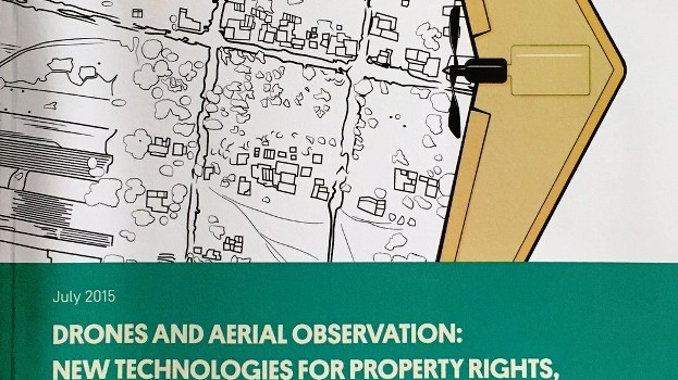 PERSONAL MAPPING DRONES IN LAND ADMINISTRATION, AGRICULTURE AND CONSERVATION