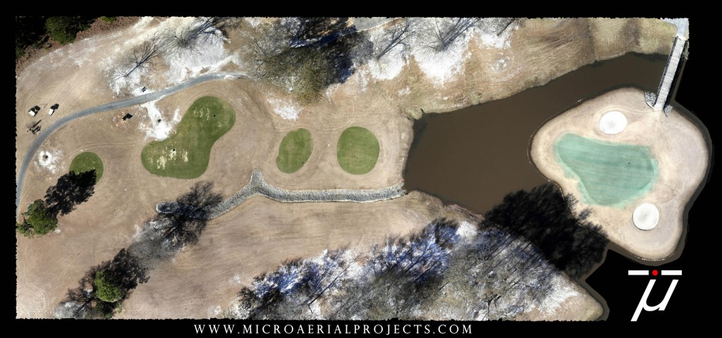 orthophotography by Micro Aerial Projects using their v-map system