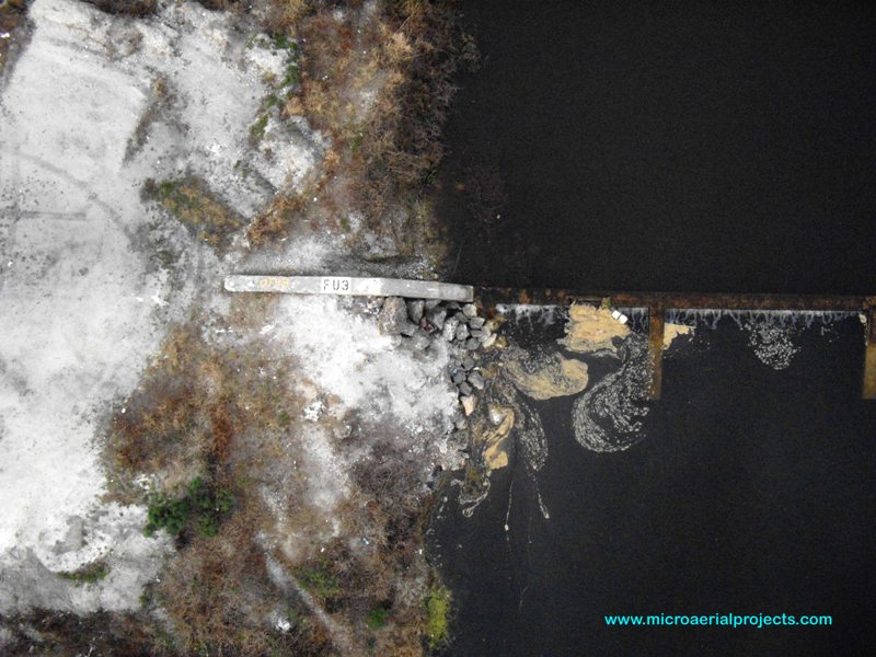 Micro Aerial Projects using small uavs to monitor pollution in the environment