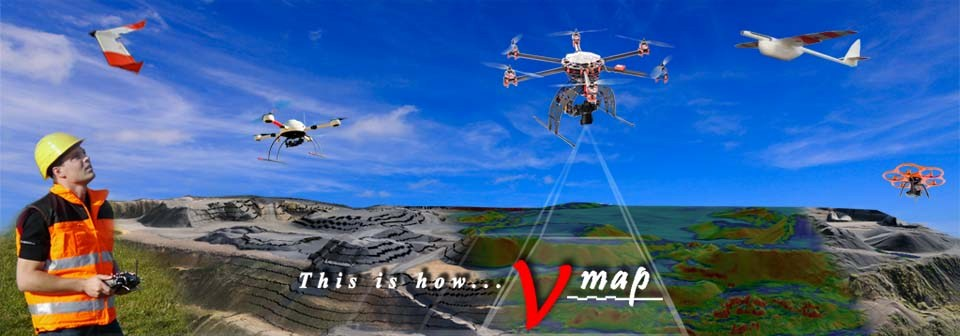 Micro Aerial Projects mapping the world with small uavs and the v-map system