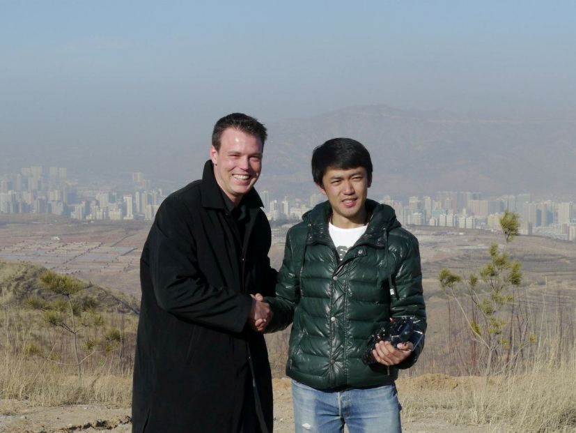 small uav training in China