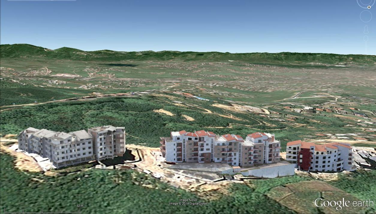 Micro Aerial Projects, a uav mapping company, created these 3D models visualized in google earth