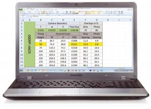 GSD Calculator