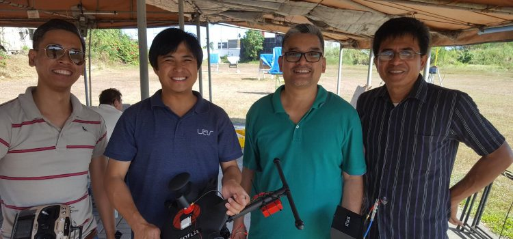 Drone Mapping Capacity Development – The Philippines