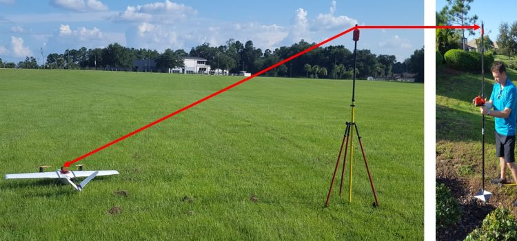 GNSS Basics for Beginners in Drone Mapping