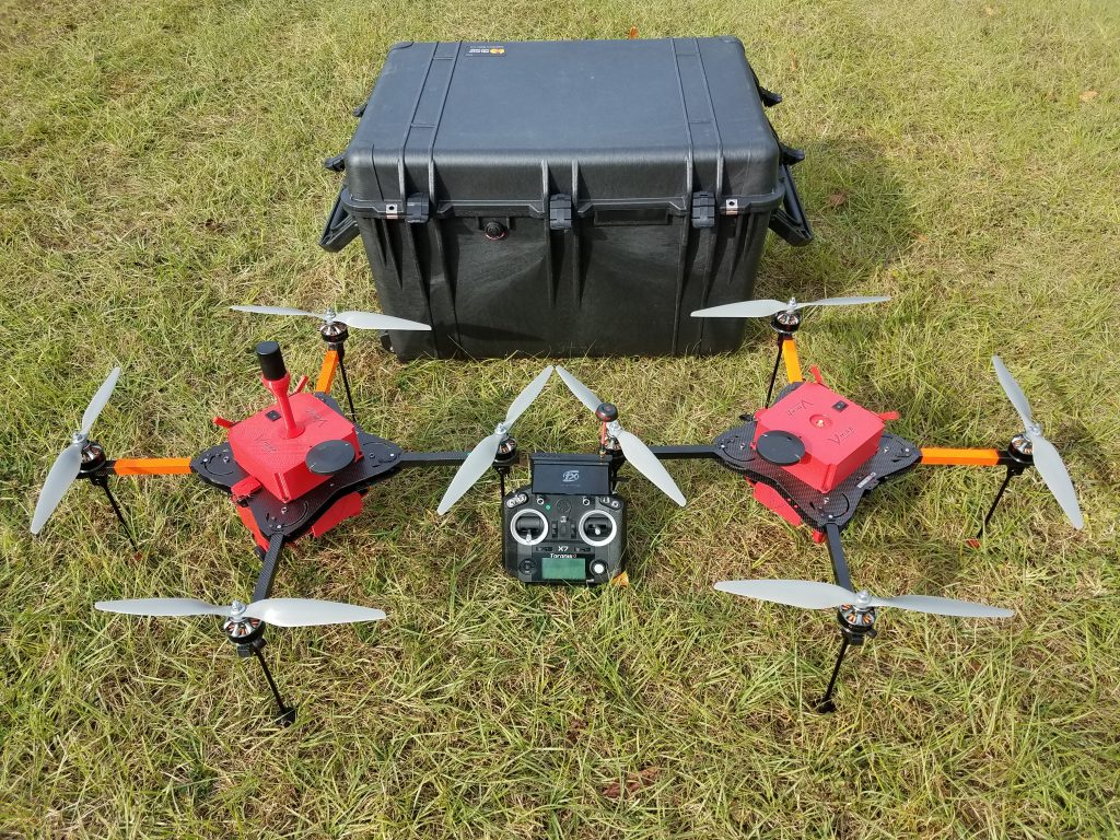 MAP-M4 Mapping Copter Package